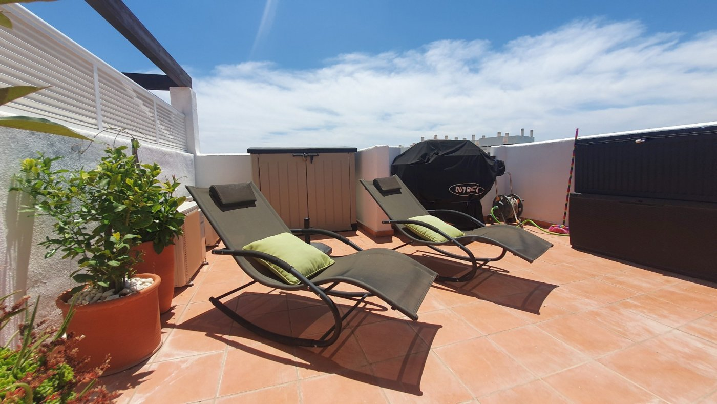 Gallery Image 37 of SOLD!!! South Facing 2 Bed Apartment, Corner Plot, with Roof Terrace and Centrally Located in Naranjos 3