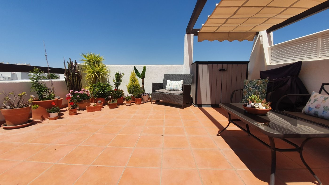 Gallery Image 38 of SOLD!!! South Facing 2 Bed Apartment, Corner Plot, with Roof Terrace and Centrally Located in Naranjos 3