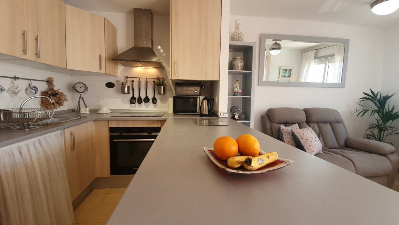 Gallery Image 3 of SOLD!!! South Facing 2 Bed Apartment, Corner Plot, with Roof Terrace and Centrally Located in Naranjos 3