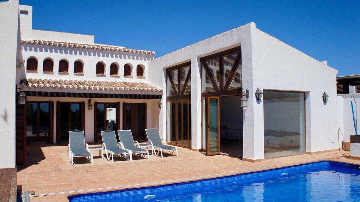 Imagen de la galería 2 of Absolutamente increíble gran villa en primera línea en El Valle Golf Resort