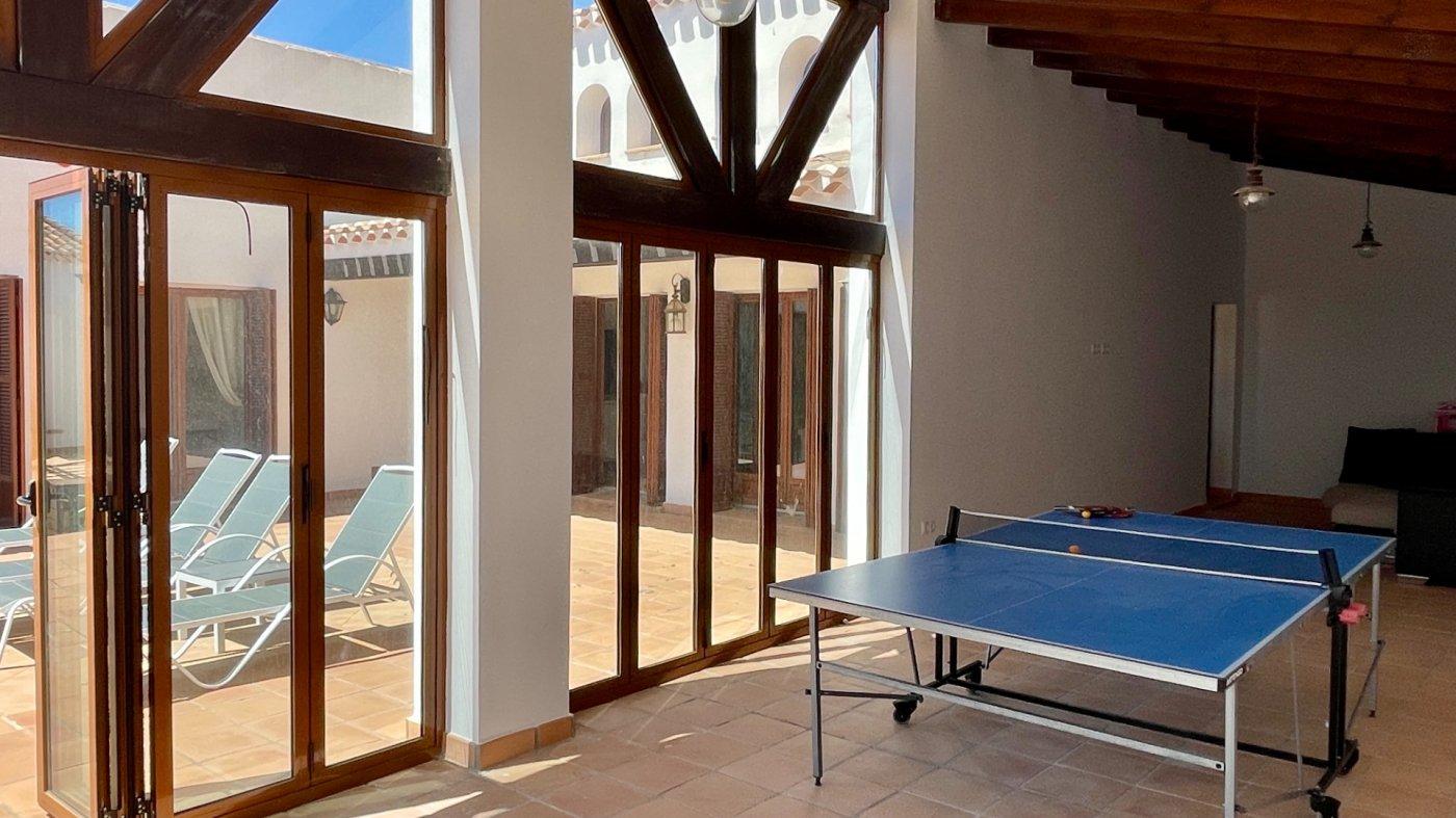 Gallery Image 34 of Absolutamente increíble gran villa en primera línea en El Valle Golf Resort