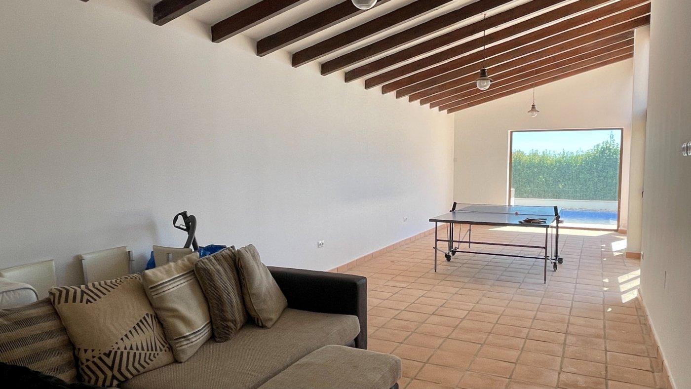 Gallery Image 35 of Absolutamente increíble gran villa en primera línea en El Valle Golf Resort