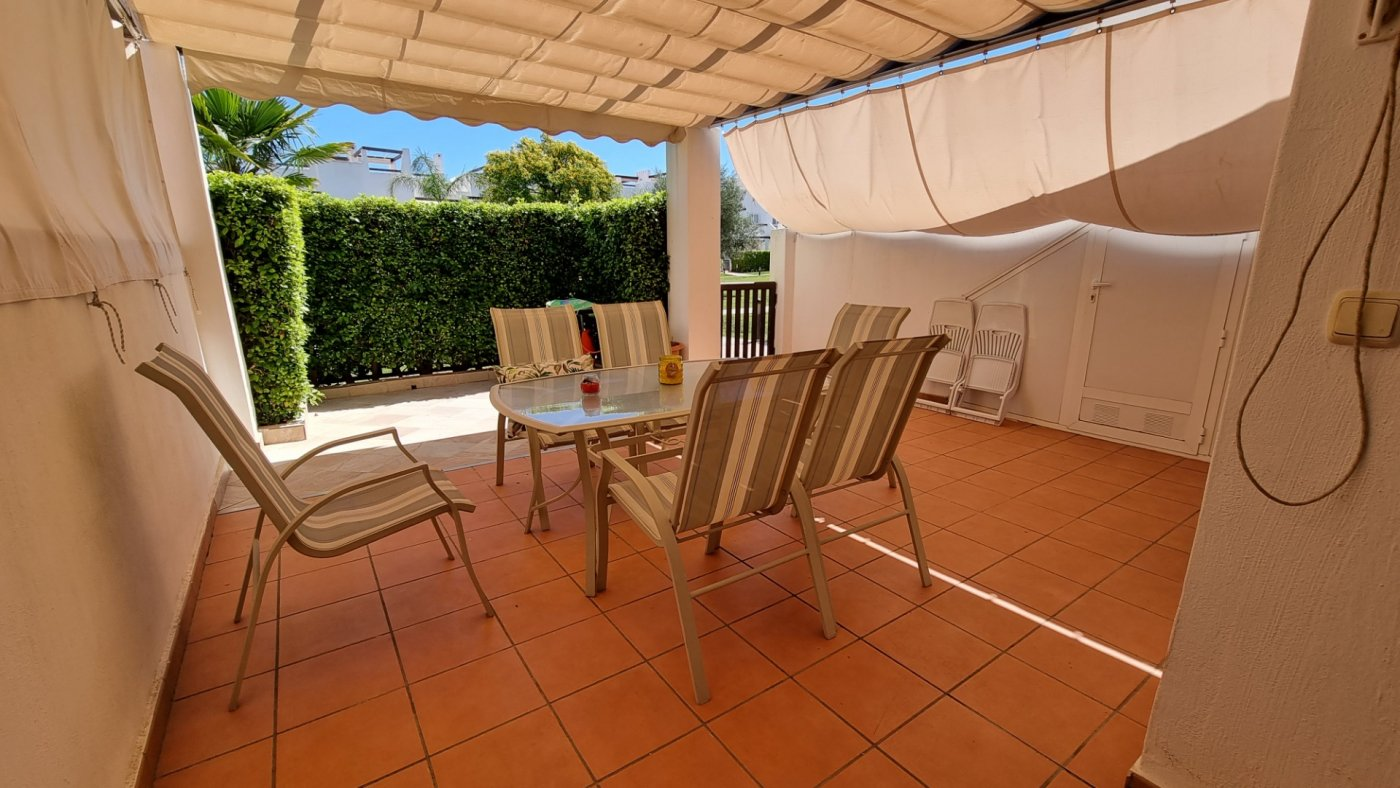 Gallery Image 17 of 2 bedroom ground floor apartment in Naranjos 7 for sale