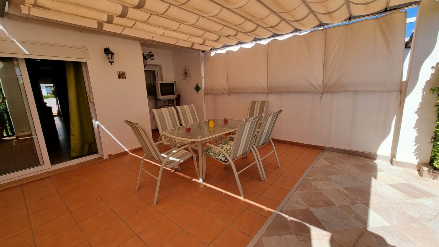 Gallery Image 1 of 2 bedroom ground floor apartment in Naranjos 7 for sale