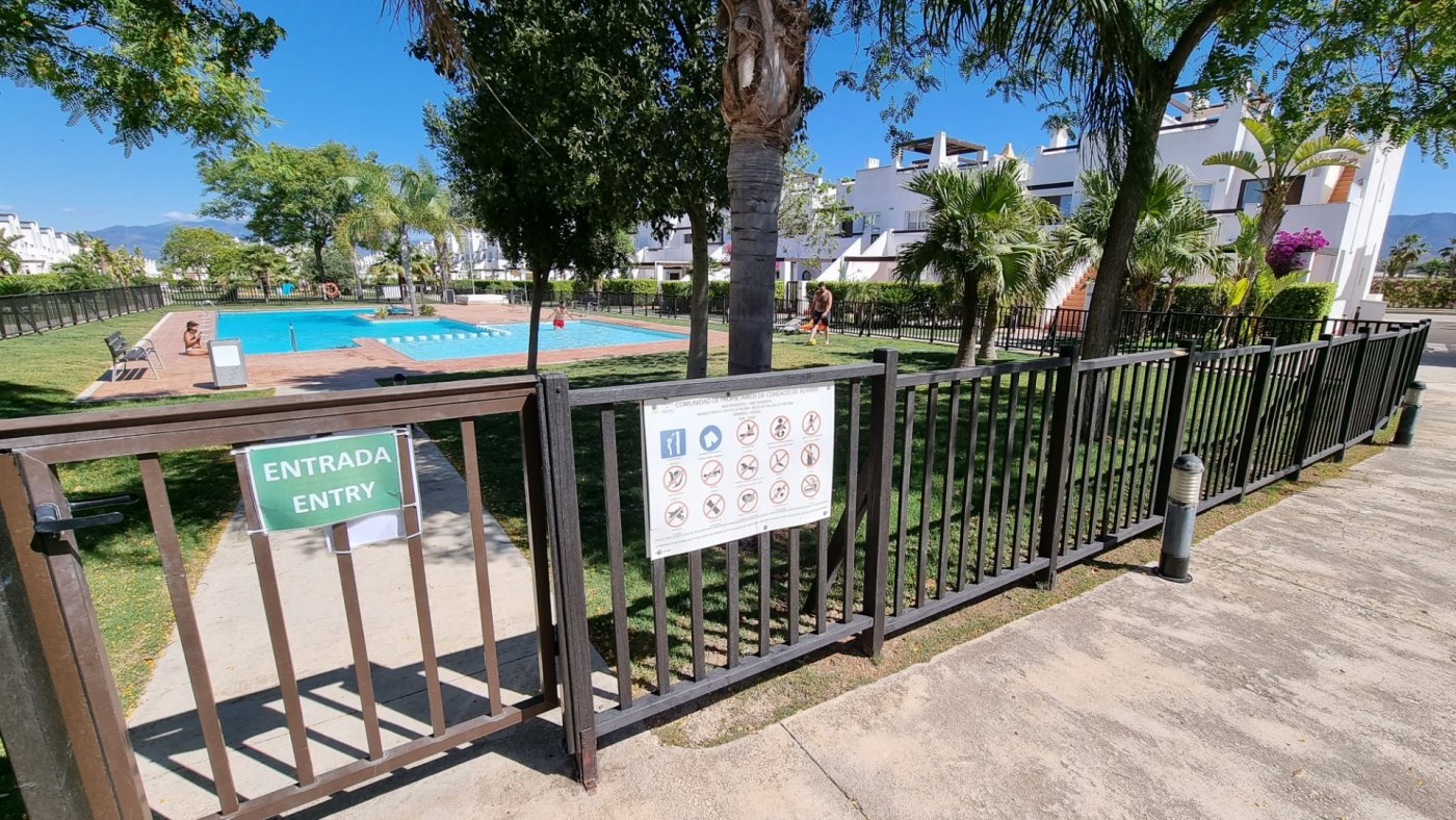 Gallery Image 21 of 2 bedroom ground floor apartment in Naranjos 7 for sale