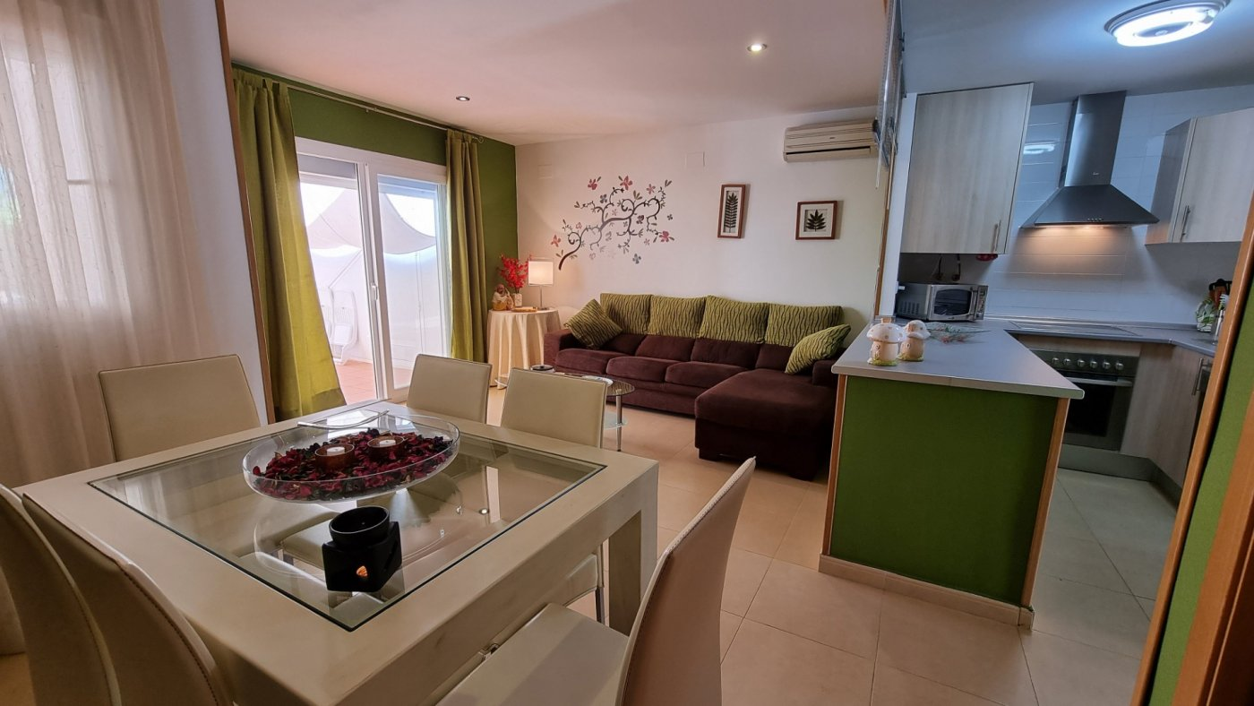 Gallery Image 2 of 2 bedroom ground floor apartment in Naranjos 7 for sale