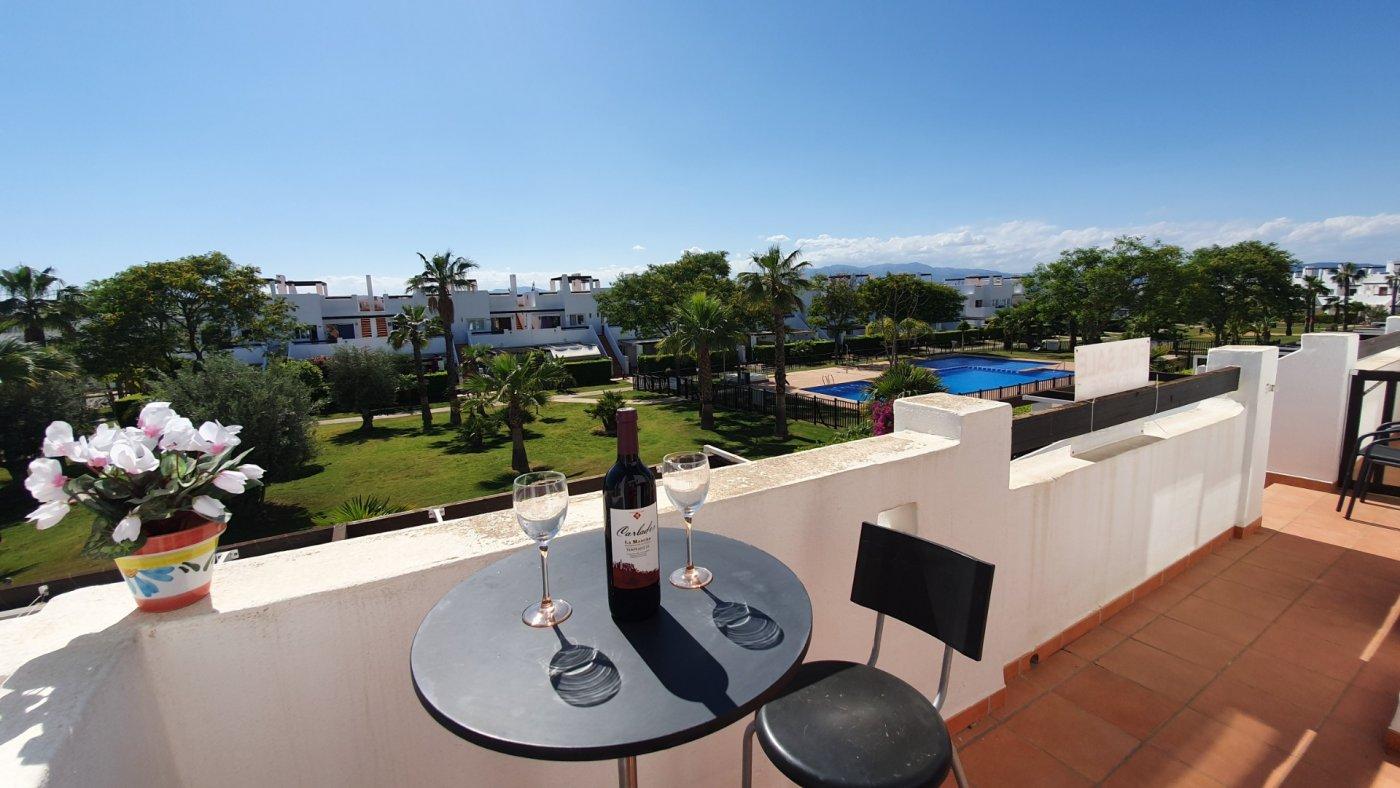Apartamento ref 3550 para sale en Condado De Alhama España - Quality Homes Costa Cálida