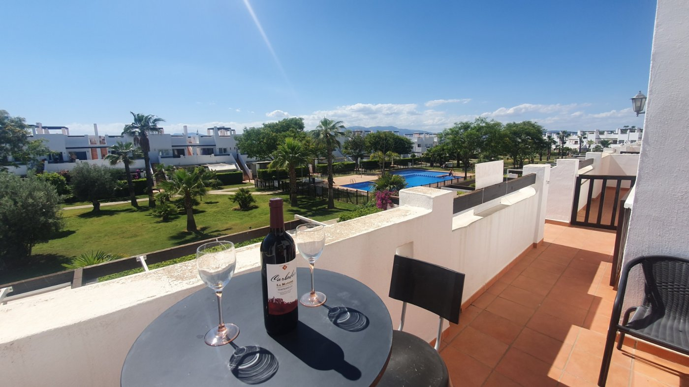 Image 6 Apartment ref 3550 for sale in Condado De Alhama Spain - Quality Homes Costa Cálida