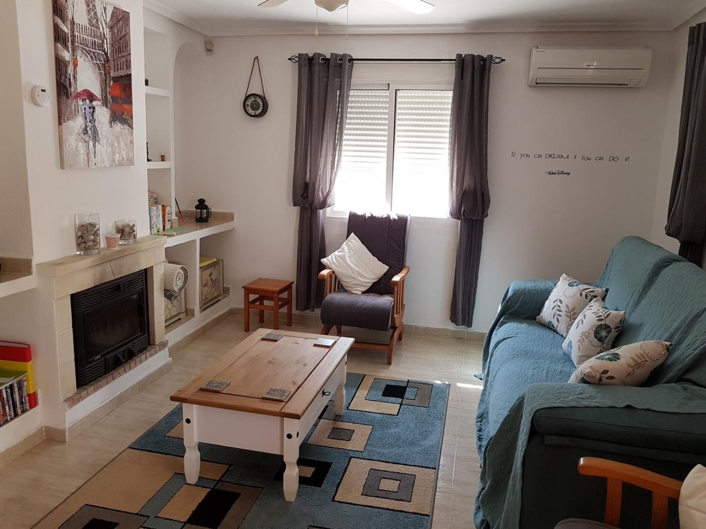 Gallery Image 11 of Se Vende Villa en Camposol, Mazarron Con Piscina