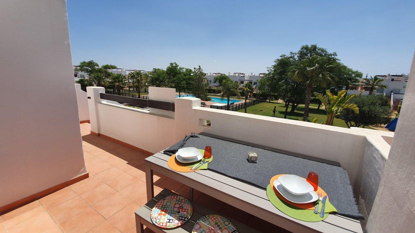 Image 1 Apartment ref 3552 for sale in Condado De Alhama Spain - Quality Homes Costa Cálida