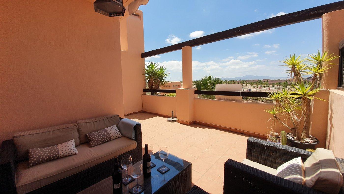 Apartment ref 3553 for sale in Condado De Alhama Spain - Quality Homes Costa Cálida