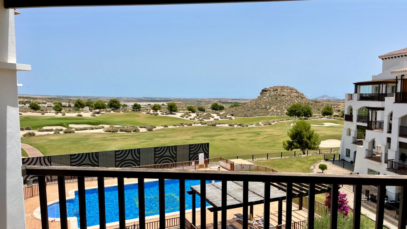 Apartment ref 3554 for sale in El Valle Golf Resort Spain - Quality Homes Costa Cálida