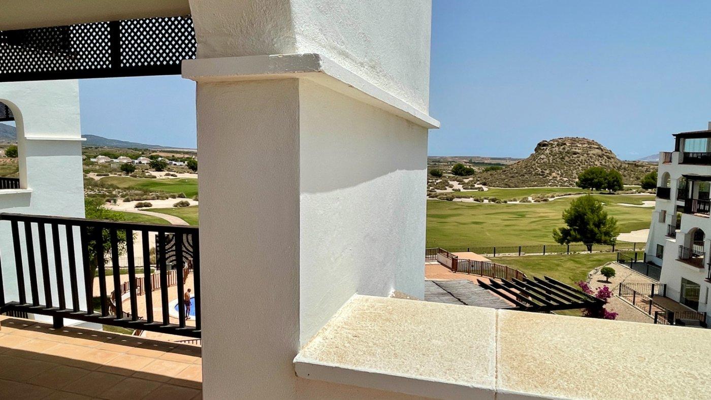 Galleribillede 28 of Fantastisk golf og pool fra 3 værelses lejlighed med 2 badeværelser  på El Valle Golf Resort