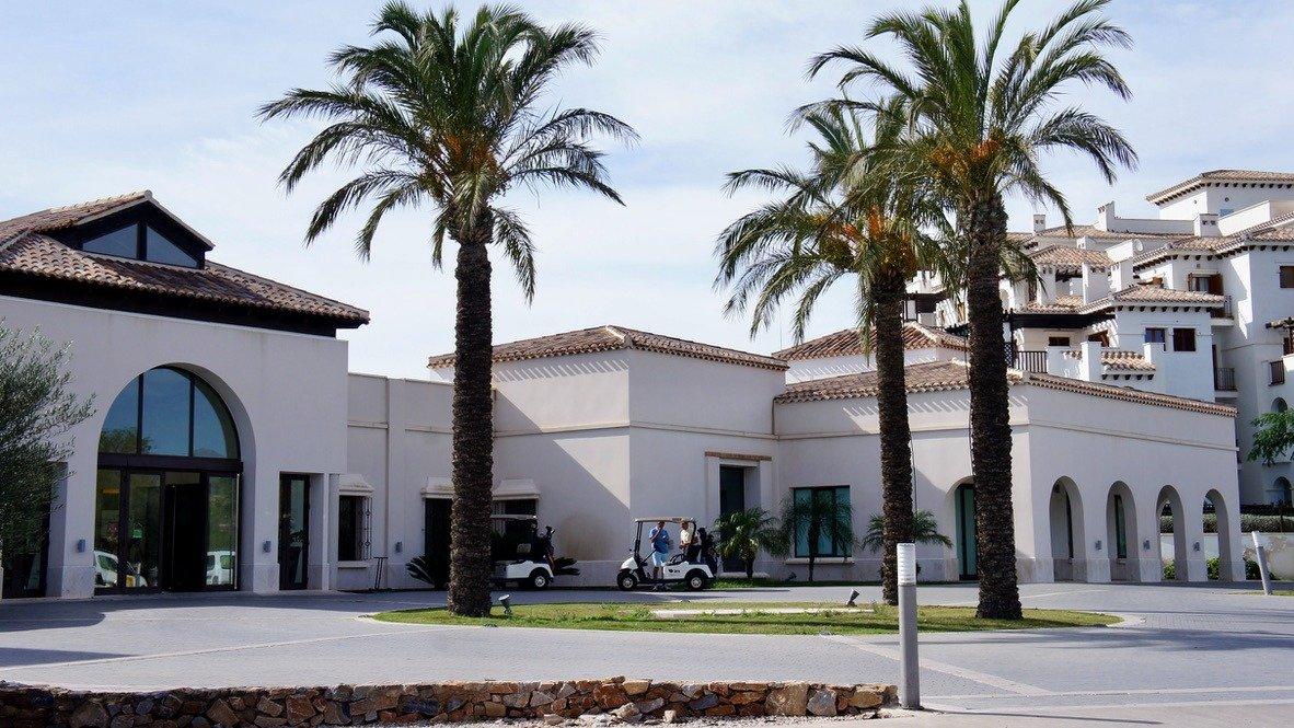 Galleribillede 31 of Fantastisk golf og pool fra 3 værelses lejlighed med 2 badeværelser  på El Valle Golf Resort