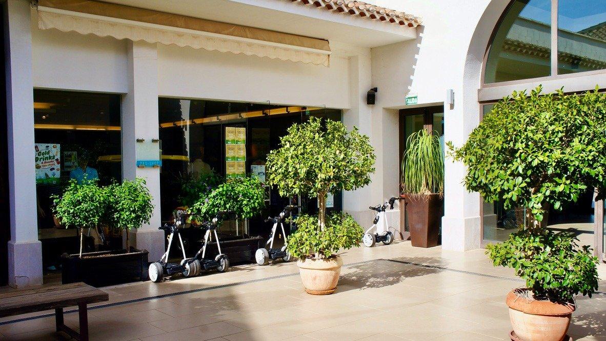 Galleribillede 33 of Fantastisk golf og pool fra 3 værelses lejlighed med 2 badeværelser  på El Valle Golf Resort