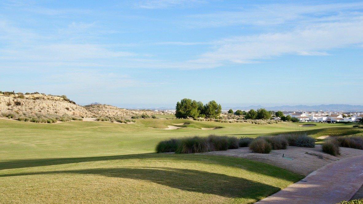 Galleribillede 37 of Fantastisk golf og pool fra 3 værelses lejlighed med 2 badeværelser  på El Valle Golf Resort