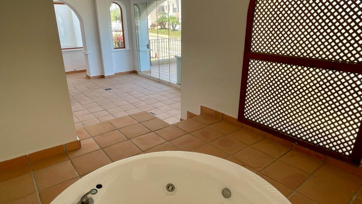 Gallery Image 19 of Garden apartment, 40 m2 big covered terrace, 2 bed, 2 bath, on El Valle Golf