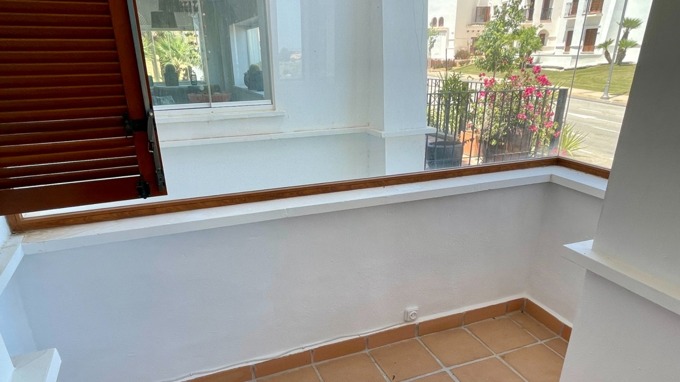 Gallery Image 21 of Garden apartment, 40 m2 big covered terrace, 2 bed, 2 bath, on El Valle Golf