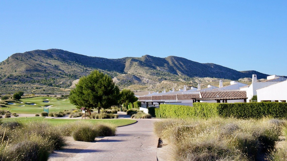 Gallery Image 27 of Garden apartment, 40 m2 big covered terrace, 2 bed, 2 bath, on El Valle Golf