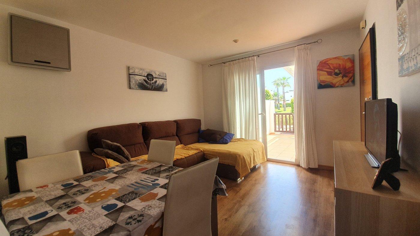 Imagen 1 Apartamento ref 3556 para sale en Condado De Alhama España - Quality Homes Costa Cálida
