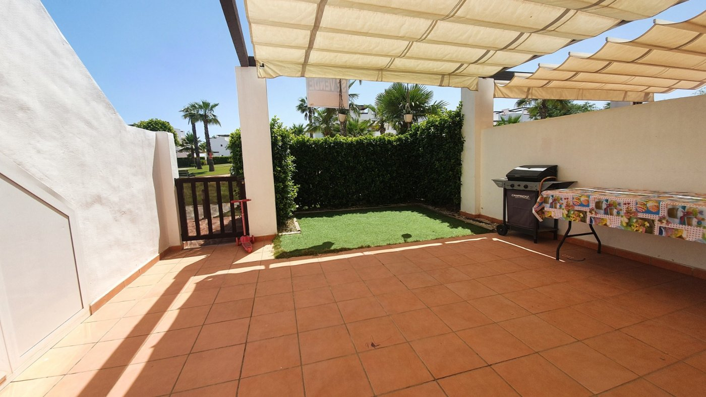 Gallery Image 23 of 3 Bedroom Ground Floor Apartment near the Pool in J8, Condado de Alhama