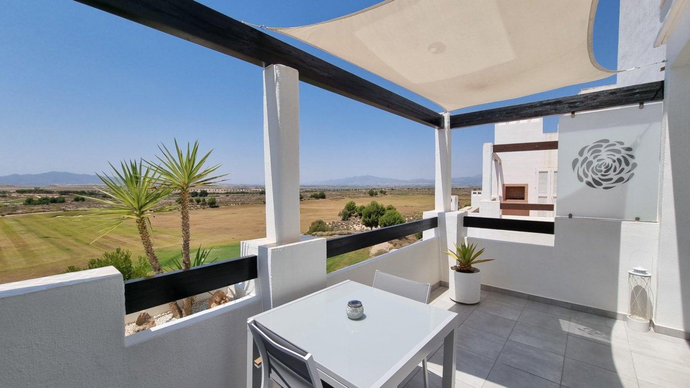 Apartamento ref 3558 para sale en Condado De Alhama España - Quality Homes Costa Cálida