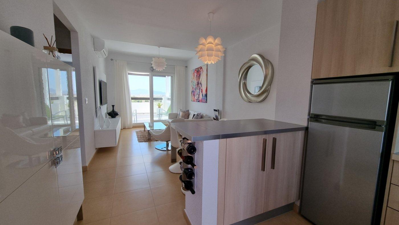 Imagen 4 Apartamento ref 3558 para sale en Condado De Alhama España - Quality Homes Costa Cálida