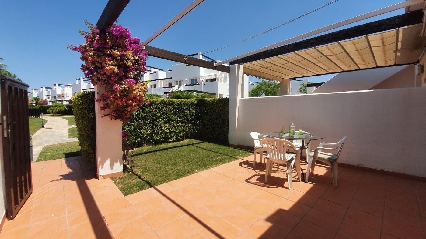 Apartment ref 3566 for sale in Condado De Alhama Spain - Quality Homes Costa Cálida