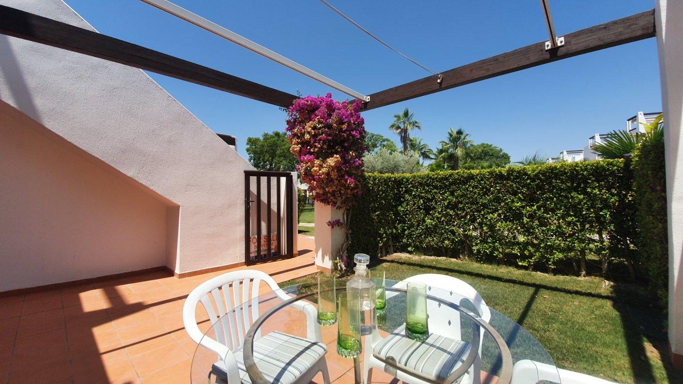 Image 1 Apartment ref 3566 for sale in Condado De Alhama Spain - Quality Homes Costa Cálida