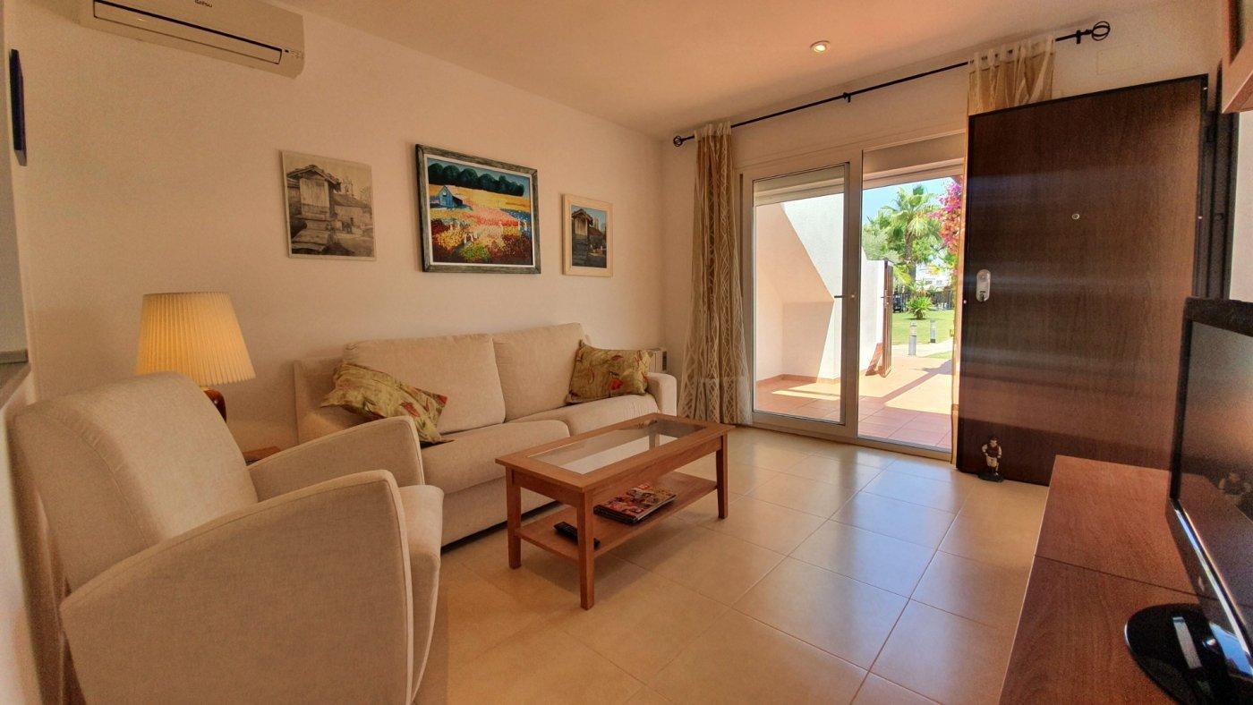 Image 3 Apartment ref 3566 for sale in Condado De Alhama Spain - Quality Homes Costa Cálida