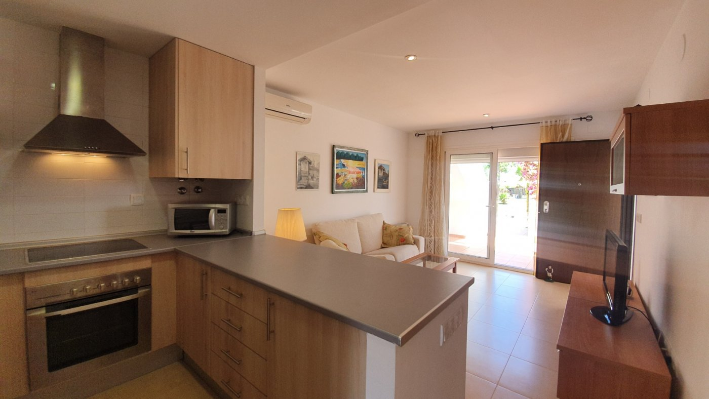 Image 4 Apartment ref 3566 for sale in Condado De Alhama Spain - Quality Homes Costa Cálida