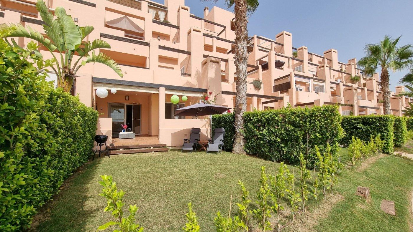 Apartamento ref 3571 para sale en Condado De Alhama España - Quality Homes Costa Cálida