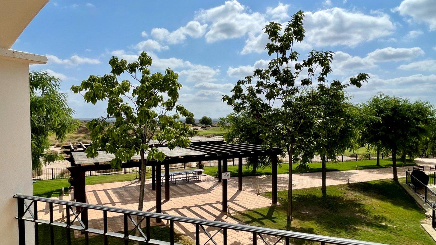 Galleribillede 17 of Kæmpe overdækket terrasse - 3 vær med 2 bad, golf udsigt på El Valle Golf Resort