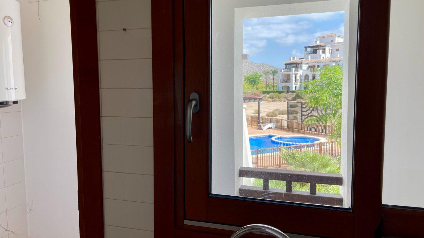 Galleribillede 13 of Stor 38 m2 terrasse, udsigt til golfbanen - 3 vær med 2 bad,  El Valle Golf Resort