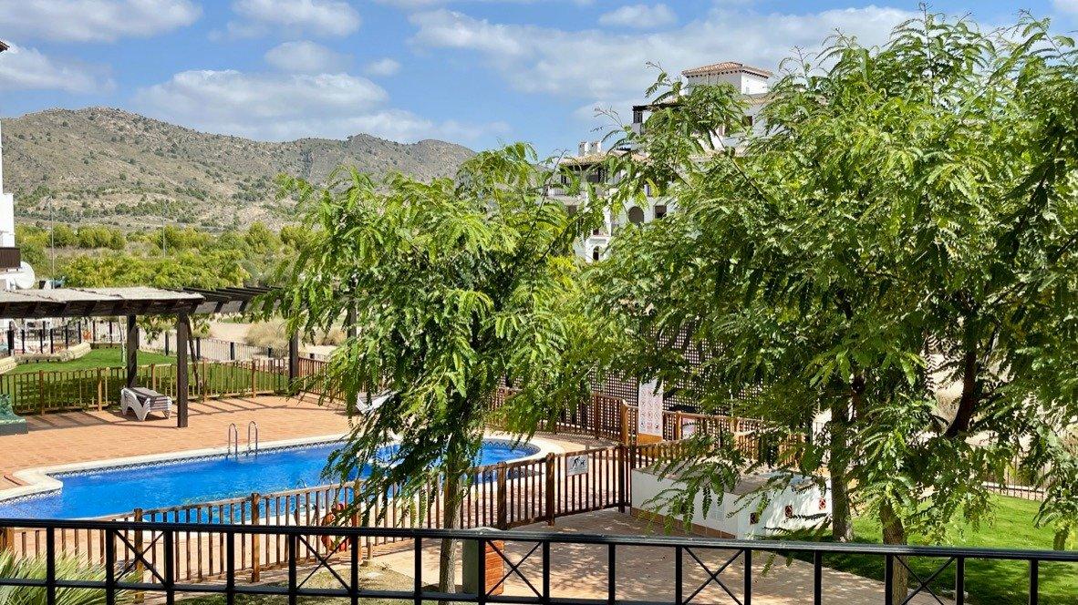Galleribillede 20 of Stor 38 m2 terrasse, udsigt til golfbanen - 3 vær med 2 bad,  El Valle Golf Resort
