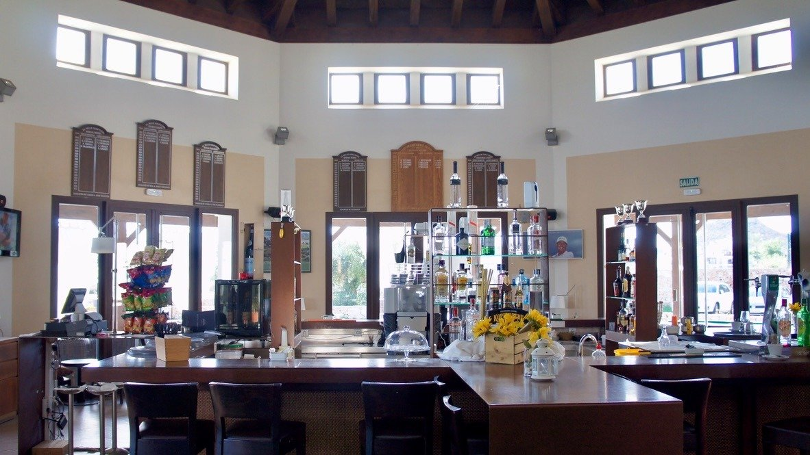 Galleribillede 27 of Stor 38 m2 terrasse, udsigt til golfbanen - 3 vær med 2 bad,  El Valle Golf Resort