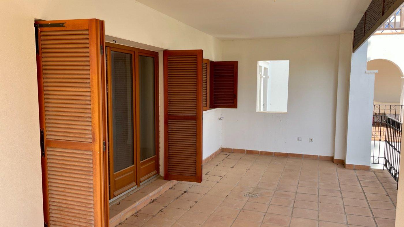 Galleribillede 3 of Stor 38 m2 terrasse, udsigt til golfbanen - 3 vær med 2 bad,  El Valle Golf Resort