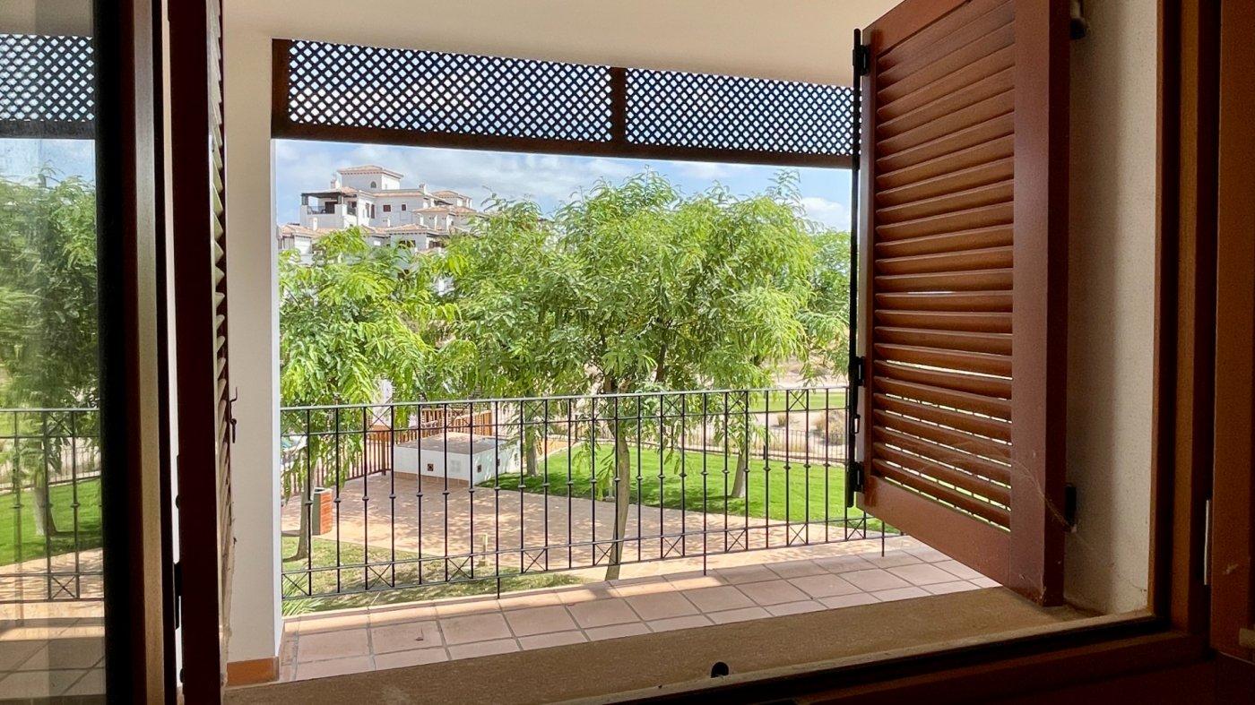 Galleribillede 7 of Stor 38 m2 terrasse, udsigt til golfbanen - 3 vær med 2 bad,  El Valle Golf Resort
