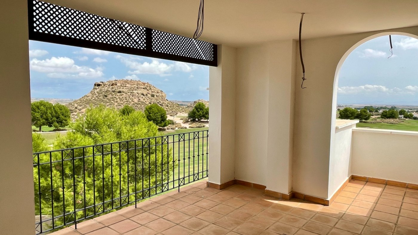 Image 1 Apartment ref 3584 for sale in El Valle Golf Resort Spain - Quality Homes Costa Cálida