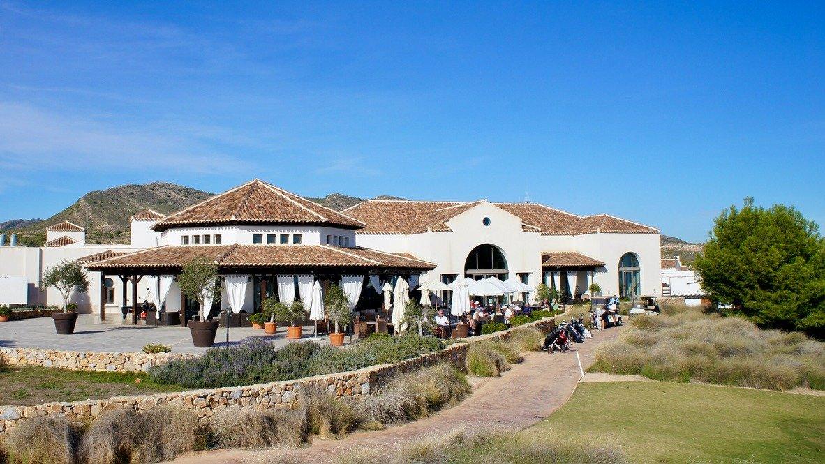 Galleribillede 24 of Fantastisk udsigt, godt tilbud - 2 sals, 3 vær med 2 bad, first line golf på El Valle Golf Resort