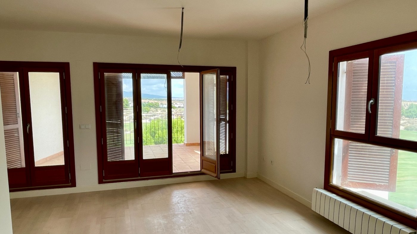 Image 6 Apartment ref 3584 for sale in El Valle Golf Resort Spain - Quality Homes Costa Cálida
