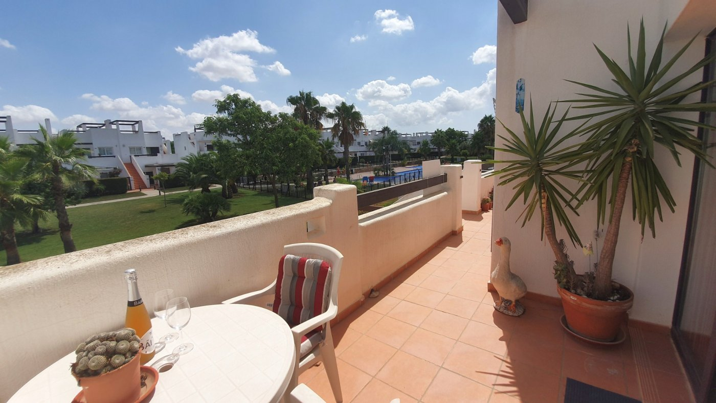 Gallery Image 16 of Pool on your Doorstep! Sunny 2 Bed Apartment in Jardin 13 at Condado de Alhama
