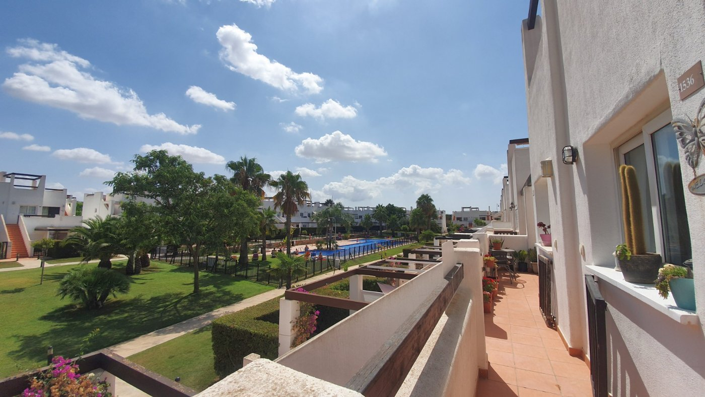 Gallery Image 17 of Pool on your Doorstep! Sunny 2 Bed Apartment in Jardin 13 at Condado de Alhama