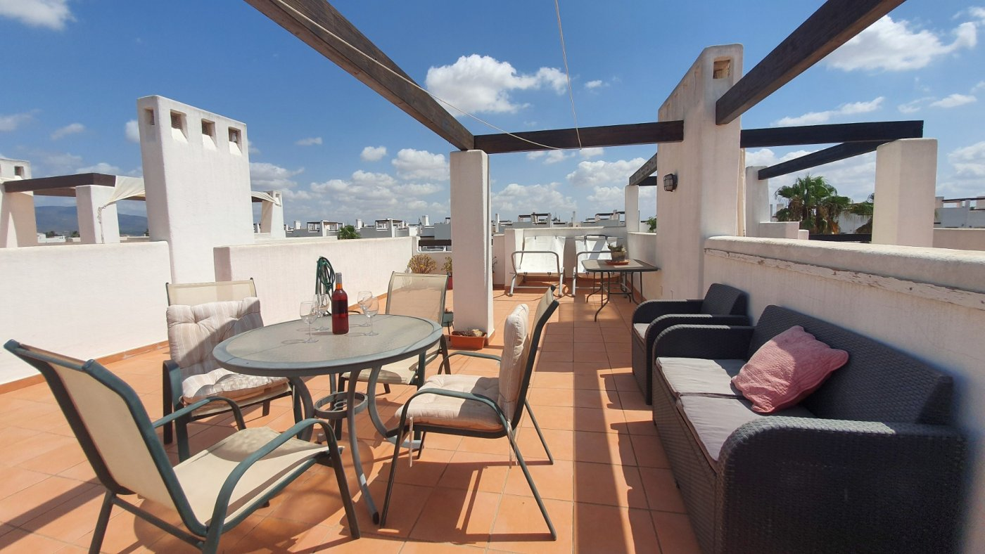 Gallery Image 1 of Pool on your Doorstep! Sunny 2 Bed Apartment in Jardin 13 at Condado de Alhama
