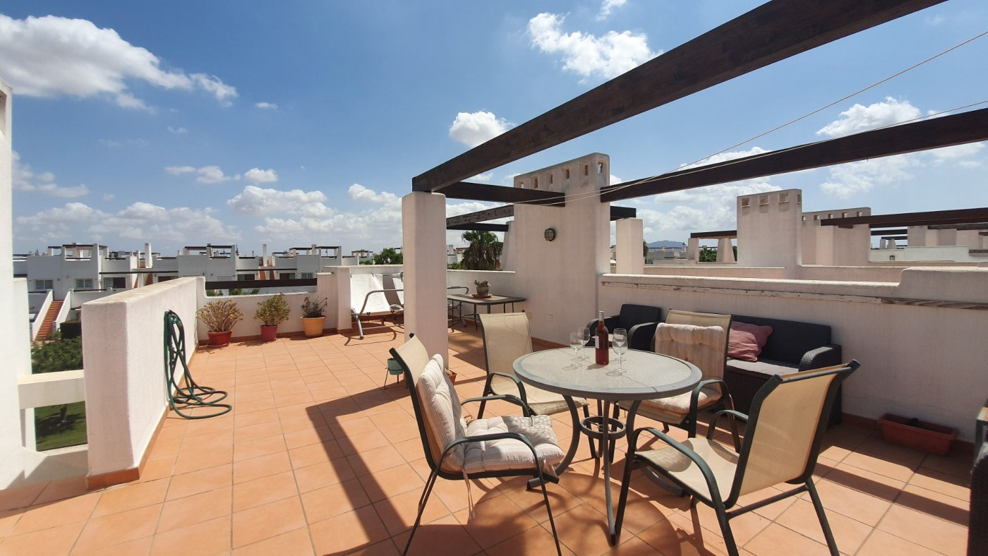 Gallery Image 20 of Pool on your Doorstep! Sunny 2 Bed Apartment in Jardin 13 at Condado de Alhama