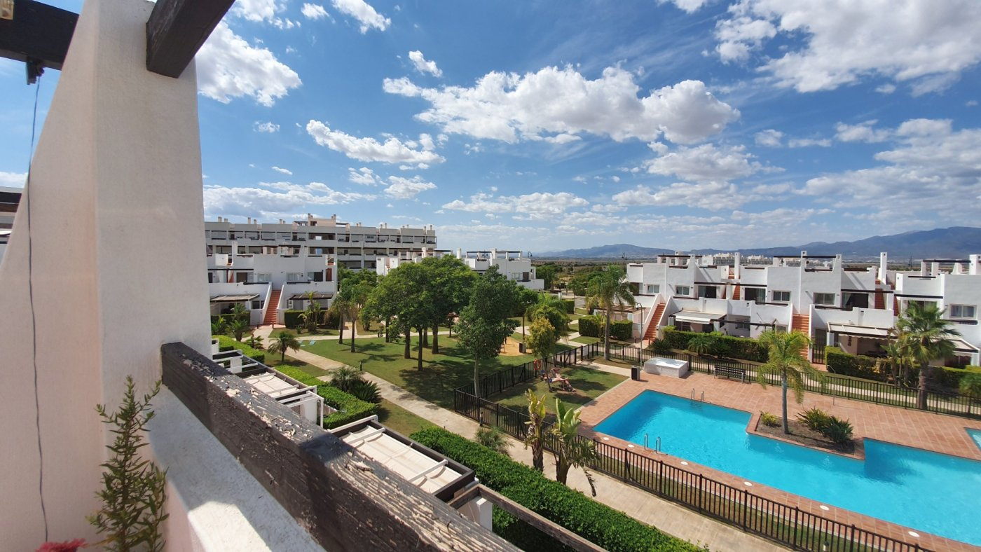 Apartment ref 3586 for sale in Condado De Alhama Spain - Quality Homes Costa Cálida