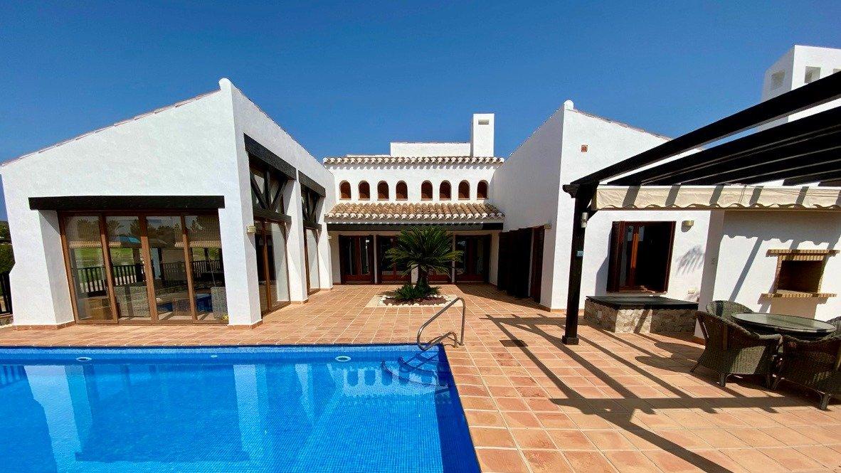 Villa ref 3587 for sale in El Valle Golf Resort Spain - Quality Homes Costa Cálida