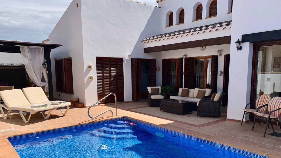 Villa ref 3588 para sale en El Valle Golf Resort España - Quality Homes Costa Cálida