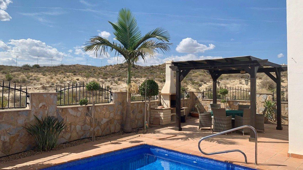 Villa ref 3589 para sale en El Valle Golf Resort España - Quality Homes Costa Cálida