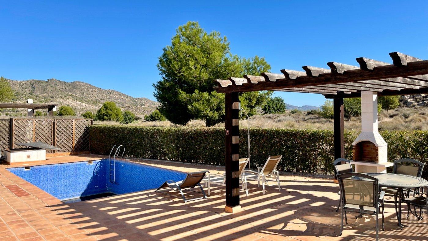 Villa ref 3600 para sale en El Valle Golf Resort España - Quality Homes Costa Cálida